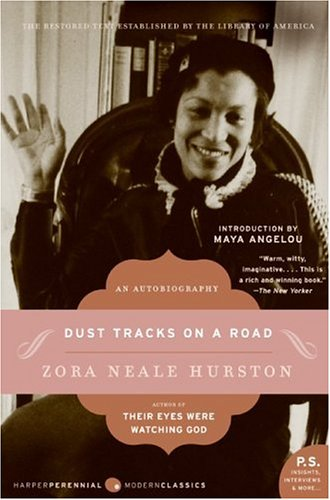 Dust Tracks on a Road An Autobiography  2006 edition cover