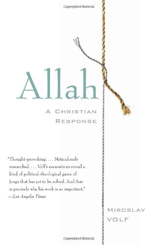 Allah A Christian Response N/A edition cover