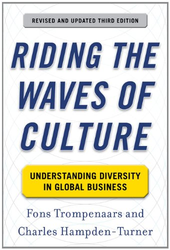 Riding the Waves of Culture Understanding Diversity in Global Business 3rd 2012 edition cover