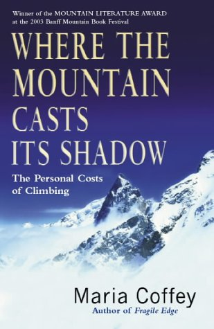 Where the Mountain Casts Its Shadow N/A edition cover
