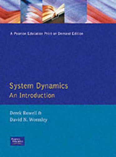 Introduction to System Dynamics   1997 edition cover