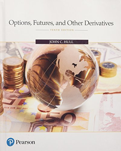 Options, Futures, and Other Derivatives:   2017 9780134472089 Front Cover