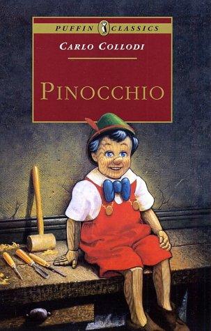 Avventure di Pinocchio   1996 (Abridged) edition cover