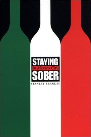 Staying Sober in Mexico City   2002 edition cover