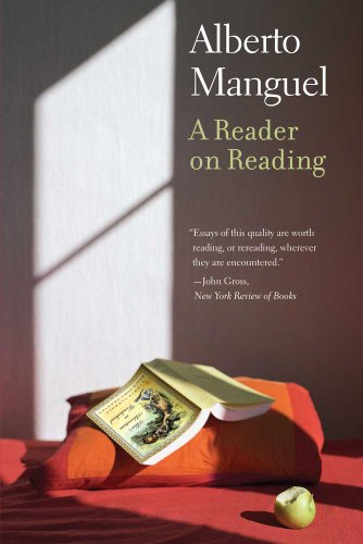 Reader on Reading   2011 edition cover