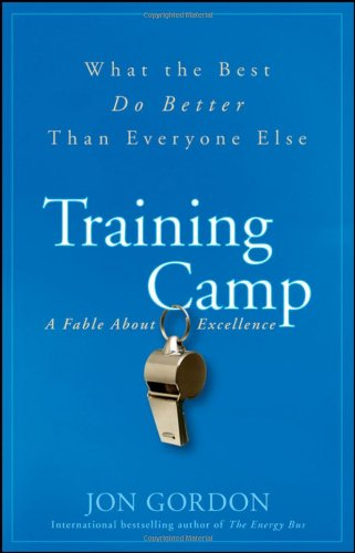 Training Camp What the Best Do Better Than Everyone Else  2009 edition cover