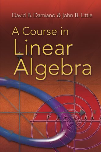 Course in Linear Algebra  N/A edition cover