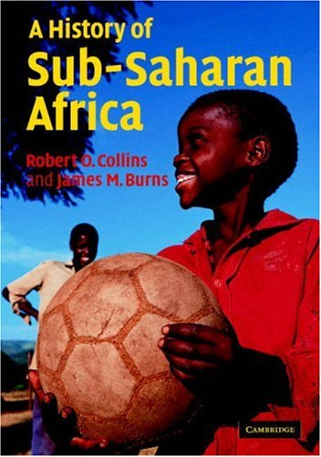 History of Sub-Saharan Africa   2006 edition cover
