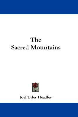 Sacred Mountains N/A edition cover