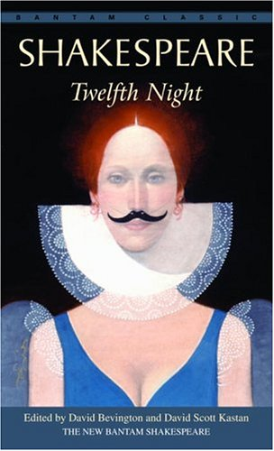 Twelfth Night  N/A 9780553213089 Front Cover