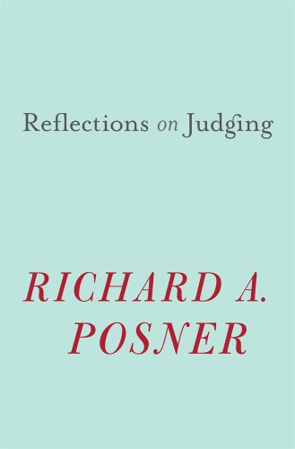 Reflections on Judging   2013 edition cover