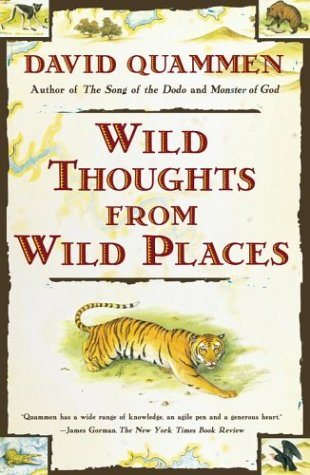 Wild Thoughts from Wild Places   1999 edition cover