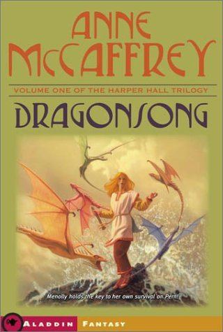 Dragonsong   2003 9780689860089 Front Cover