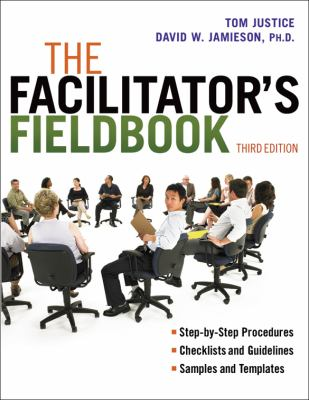 Facilitator's Fieldbook  3rd 2012 edition cover