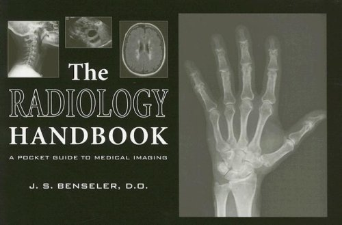 Radiology Handbook A Pocket Guide to Medical Imaging  2006 edition cover