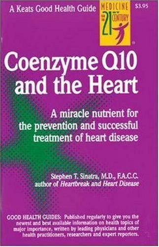 Coenzyme Q10 and the Heart   2000 9780879838089 Front Cover