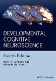Developmental Cognitive Neuroscience 4th 2015 edition cover