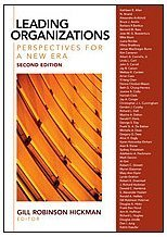 Leading Organizations Perspectives for a New Era 2nd 2010 edition cover