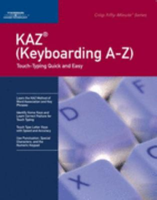 Keyboarding A to Z   2006 edition cover