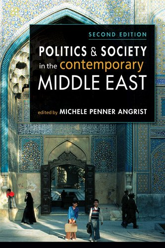 Politics and Society in the Contemporary Middle East  2nd 2013 edition cover