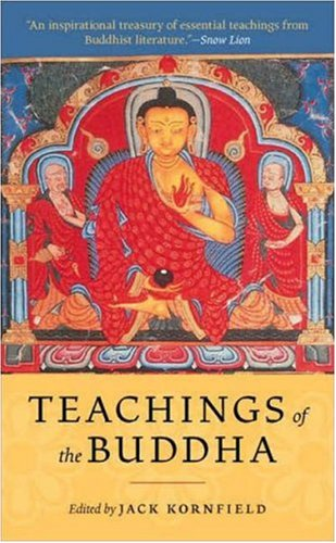 Teachings of the Buddha   2007 edition cover