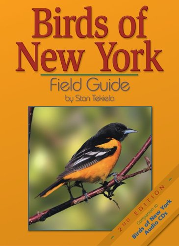 Birds of New York Field Guide 2nd (Revised) 9781591931089 Front Cover