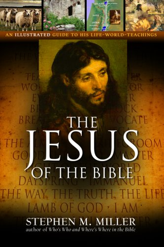Jesus of the Bible   2009 edition cover