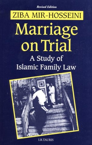 Marriage on Trial A Study of Islamic Family Law Revised 9781860646089 Front Cover