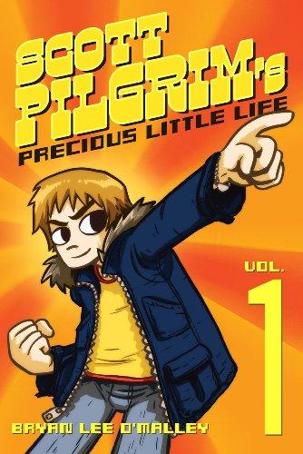 Precious Little Life   2004 edition cover