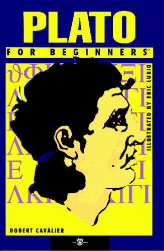 Plato for Beginners   2007 edition cover