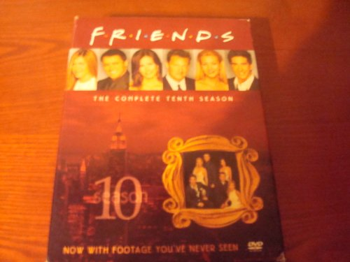 Friends: Season 10 (Repackage) System.Collections.Generic.List`1[System.String] artwork