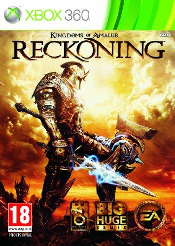 Kingdoms of Amalur: Reckoning [AT PEGI] Xbox 360 artwork