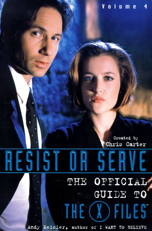 Resist or Serve  N/A 9780061073090 Front Cover