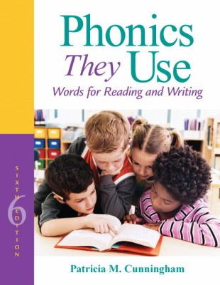Phonics They Use Words for Reading and Writing 6th 2013 (Revised) edition cover