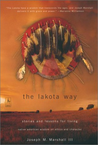 Lakota Way Stories and Lessons for Living  2001 edition cover