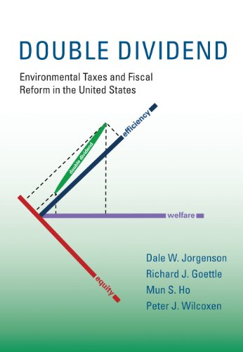 Double Dividend Environmental Taxes and Fiscal Reform in the United States  2013 9780262027090 Front Cover