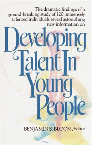Developing Talent in Young People   1985 edition cover