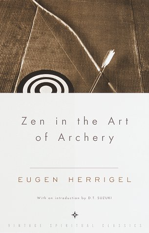 Zen in the Art of Archery   1981 edition cover