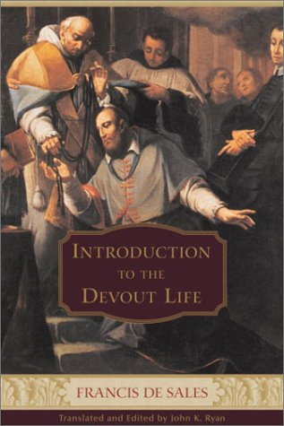 Introduction to the Devout Life  Revised edition cover