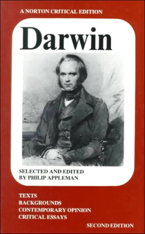 Autobiography of Charles Darwin, 1809-1882  2nd 1979 (Annotated) edition cover