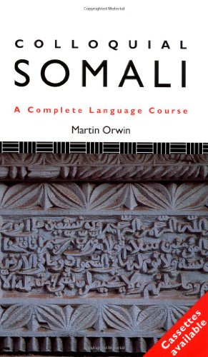 Somali A Complete Language Course  2016 edition cover