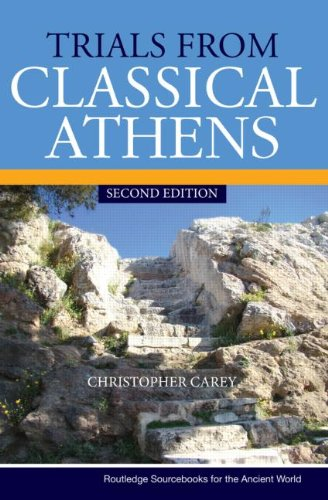 Trials from Classical Athens  2nd 2012 (Revised) edition cover