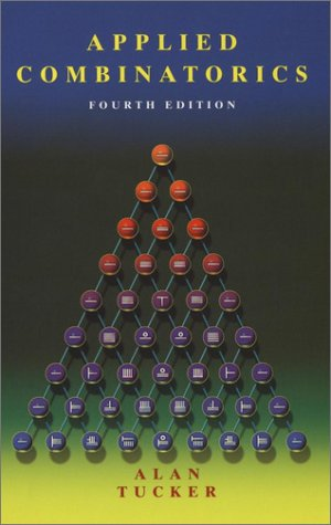 Applied Combinatorics  4th 2002 (Revised) edition cover