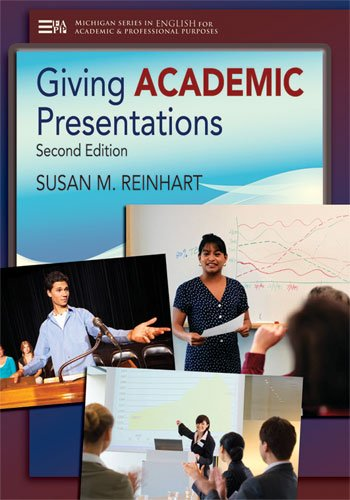 Giving Academic Presentations, Second Edition  N/A edition cover