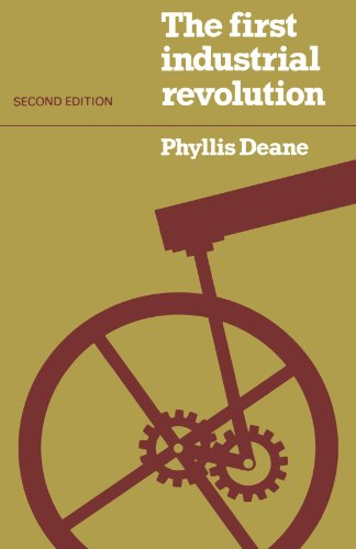 First Industrial Revolution  2nd 1979 edition cover