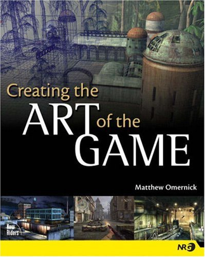 Creating the Art of the Game   2004 edition cover