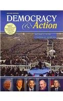 Democracy and Action  2nd (Revised) 9780757565090 Front Cover
