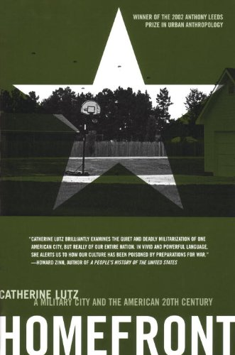 Homefront A Military City and the American Twentieth Century  2002 edition cover