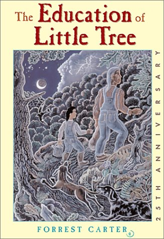 Education of Little Tree  25th 2001 (Anniversary) edition cover