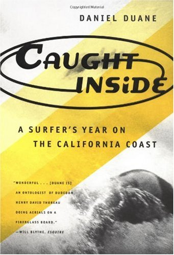 Caught Inside A Surfer's Year on the California Coast  1996 edition cover